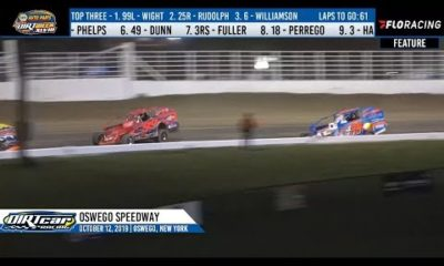 DIRTcar 358 Modifieds Oswego Speedway October 12, 2019 | HIGHLIGHTS